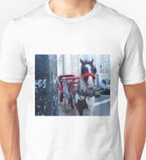 New York Carriage Horse  Unisex T-Shirt