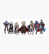 Fire Emblem Heroes Photographic Print