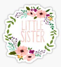 Little Sister  Sticker