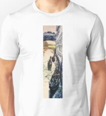 Bridge of Sighs watercolor painting- Venice, Italy T-Shirt