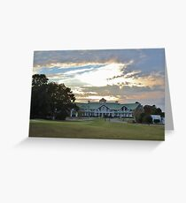 Gorgeous Landscape View Greeting Card