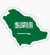Saudi Arabia Sticker