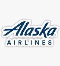Alaska Airlines logo Sticker