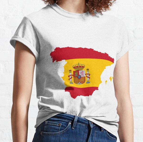 España Camiseta clásica