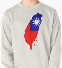 Taiwan Pullover Sweatshirt