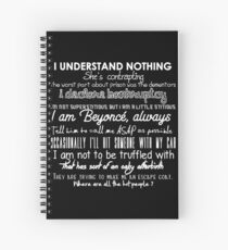 Michael Scott Quotes Spiral Notebook