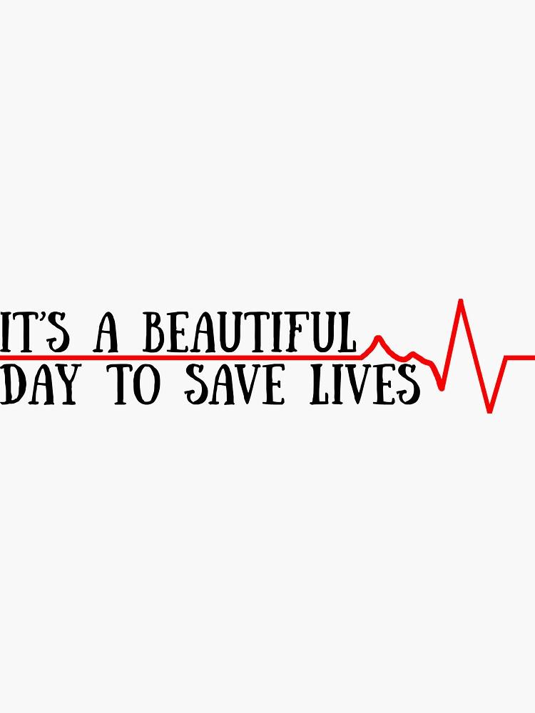hermoso día para salvar vidas de paulusjart