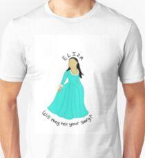 Eliza Hamilton Schuyler  Unisex T-Shirt