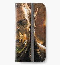 Warcraft iPhone Wallet/Case/Skin