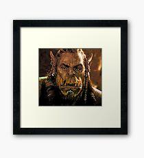 Warcraft Framed Print