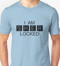 I AM SHER-LOCKED Unisex T-Shirt