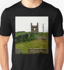 Derelict house in Donegal, Ireland T-Shirt
