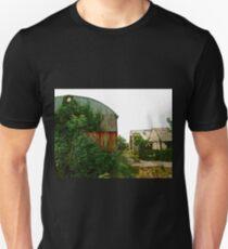 Abandoned barns, Donegal, Ireland T-Shirt