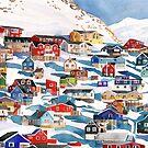 Qaqortoq by Maja Wrońska