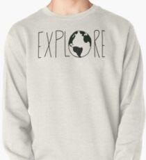 Explore the Globe Pullover