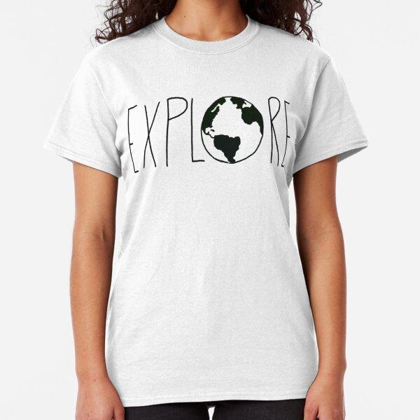 Explore the Globe Classic T-Shirt