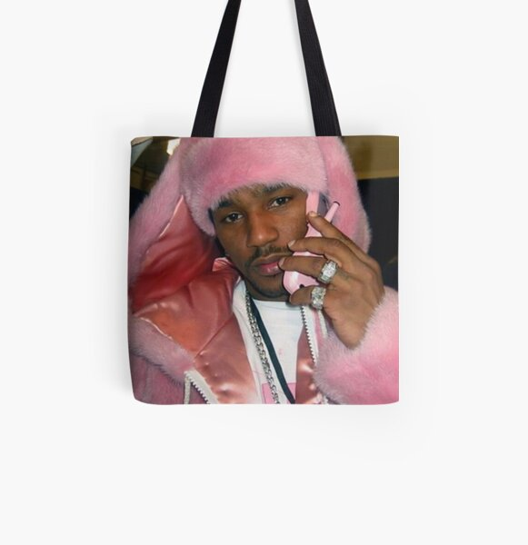 cam'ron in pink All Over Print Tote Bag