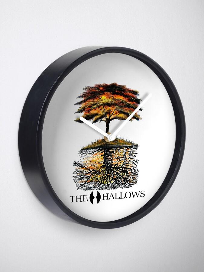 Alternate view of The Hallows - Cardboard Love Clock
