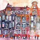 apartment house in Poznan by Maja Wrońska