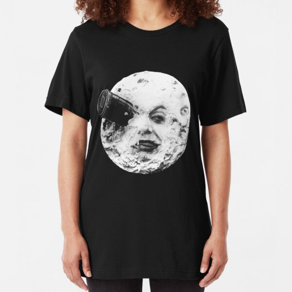 moon Slim Fit T-Shirt