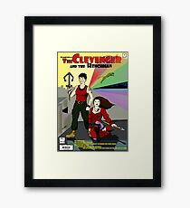 Clevenger and the Henchman Framed Print