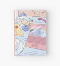 Lazy Day  Hardcover Journal