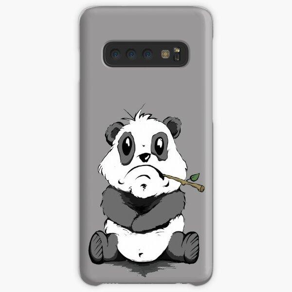Bad Mood Panda Samsung Galaxy Snap Case