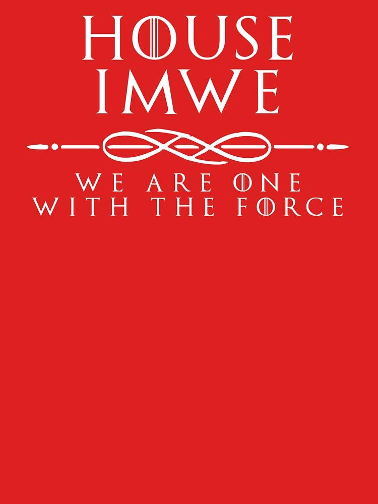 House Imwe - white by houseorgana