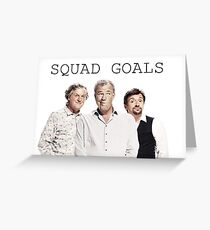Grand Tour Cast Squad Goals Greeting Card