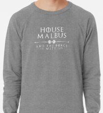 House Malbus - white Lightweight Sweatshirt
