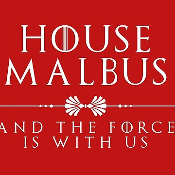 House Malbus - white by houseorgana