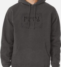 House Erso - black Pullover Hoodie