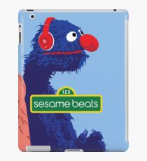 Sesame Beats iPad Case/Skin
