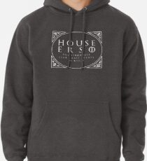 House Erso - white Pullover Hoodie