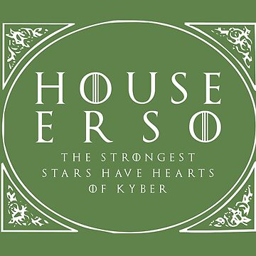 House Erso - white by houseorgana