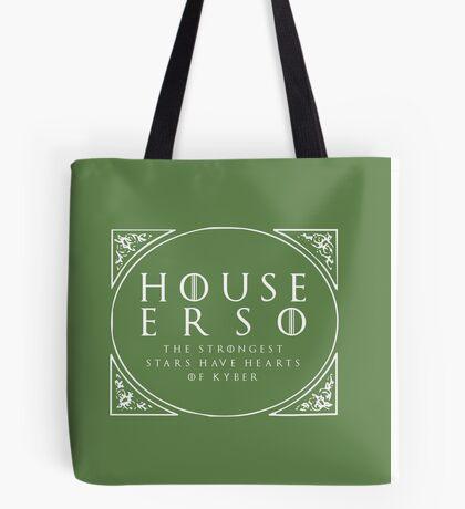 House Erso - white Tote Bag