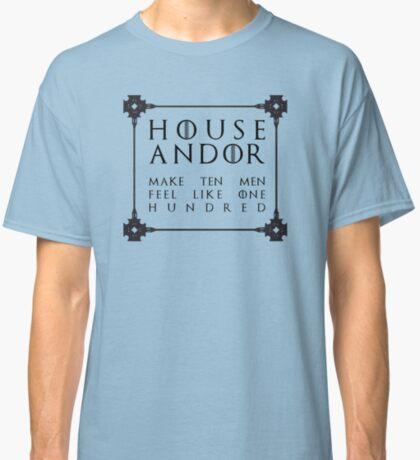 House Andor - black Classic T-Shirt