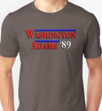 Washington - Adams - 1789  T-Shirt