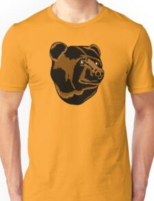 Bruins Pooh Bear Unisex T-Shirt