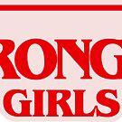 Stärkere Mädchen von BekkaCampbell