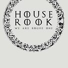 House Rook - black by houseorgana