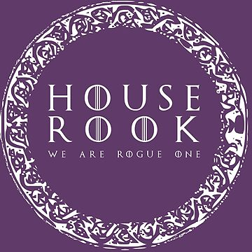 House Rook - white by houseorgana