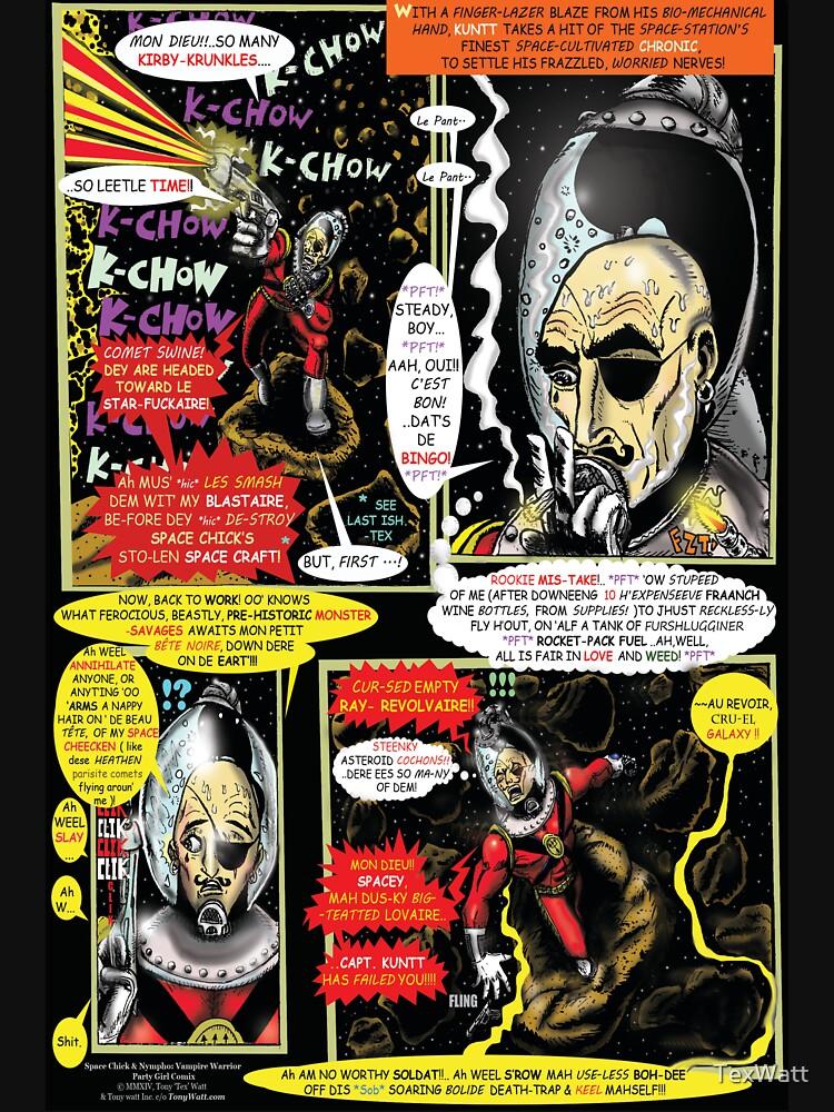 Page #3 of Tex Watt's WEEKLY (UNCENSORED) SUNDAY COMIX POP-ART by TexWatt