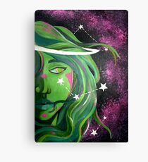 Lost in the Stars Canvas Print