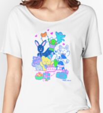 Say Cheese! Colored! Women's Relaxed Fit T-Shirt