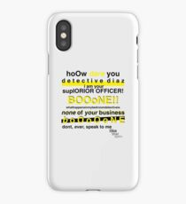the monty hall problem iPhone Case/Skin