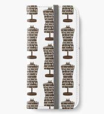 Fashion fashion  iPhone Wallet/Case/Skin