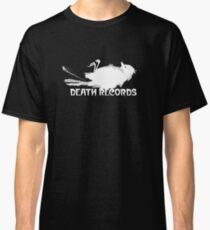 Camiseta clásica Logotipo de Phantom Of The Paradise Death Records