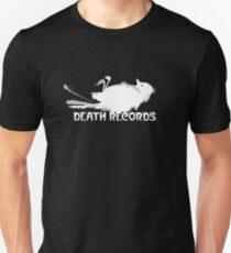 Phantom Of The Paradise Death Records Logo  T-Shirt