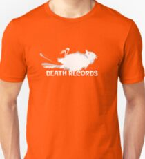 Phantom Of The Paradise Death Records Logo  T-Shirt
